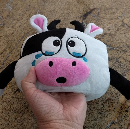 Mood Cow Plush