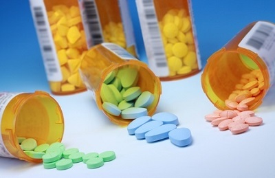 Types of psychiatric medications